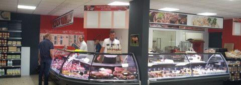 boucherie centre commercial pruniers