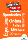 AGENDA CULTUREL SEPT-DEC 2016