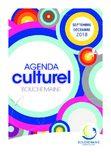 agenda culturel sept à dec 2018