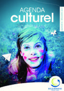 Agenda culturel sept. à déc. 2017